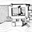 Carmelite Convent Site plan, sections and church interior